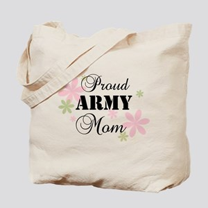 Army Mom [fl] Tote Bag